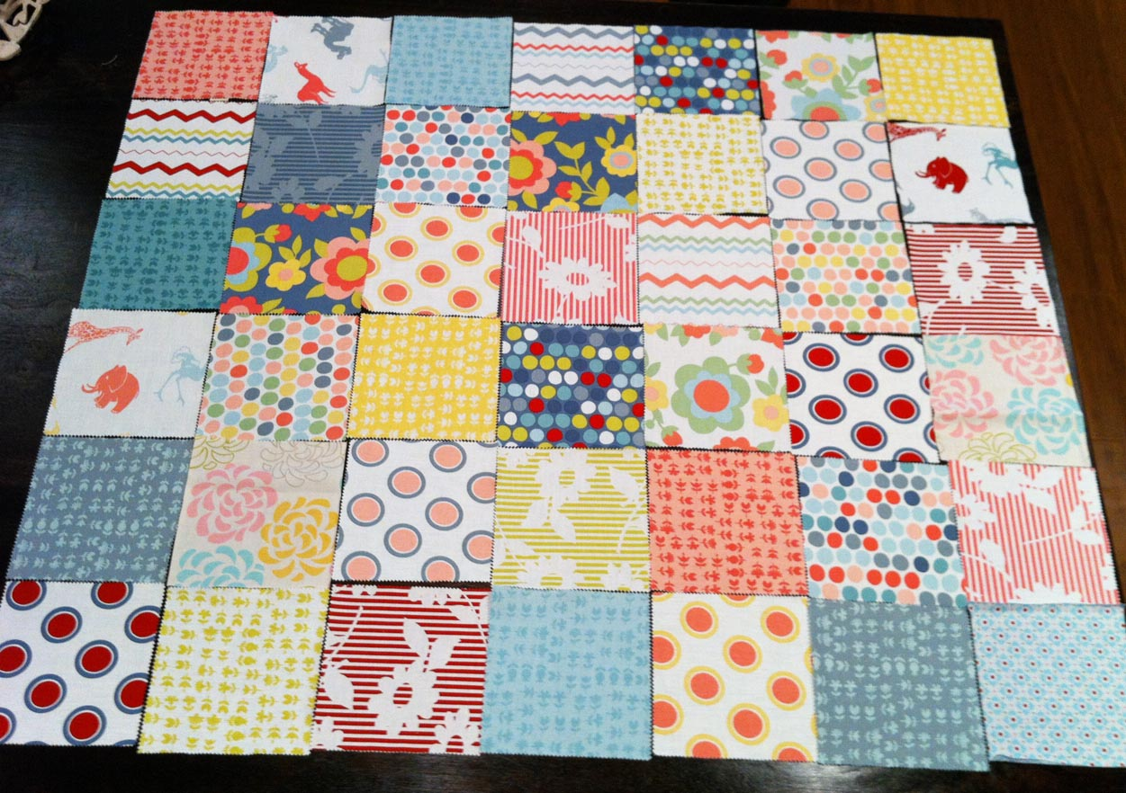The Story Of A Patchwork Quilt