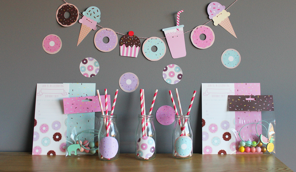 Free Printable – Lolly Bag Labels and fab party ideas!
